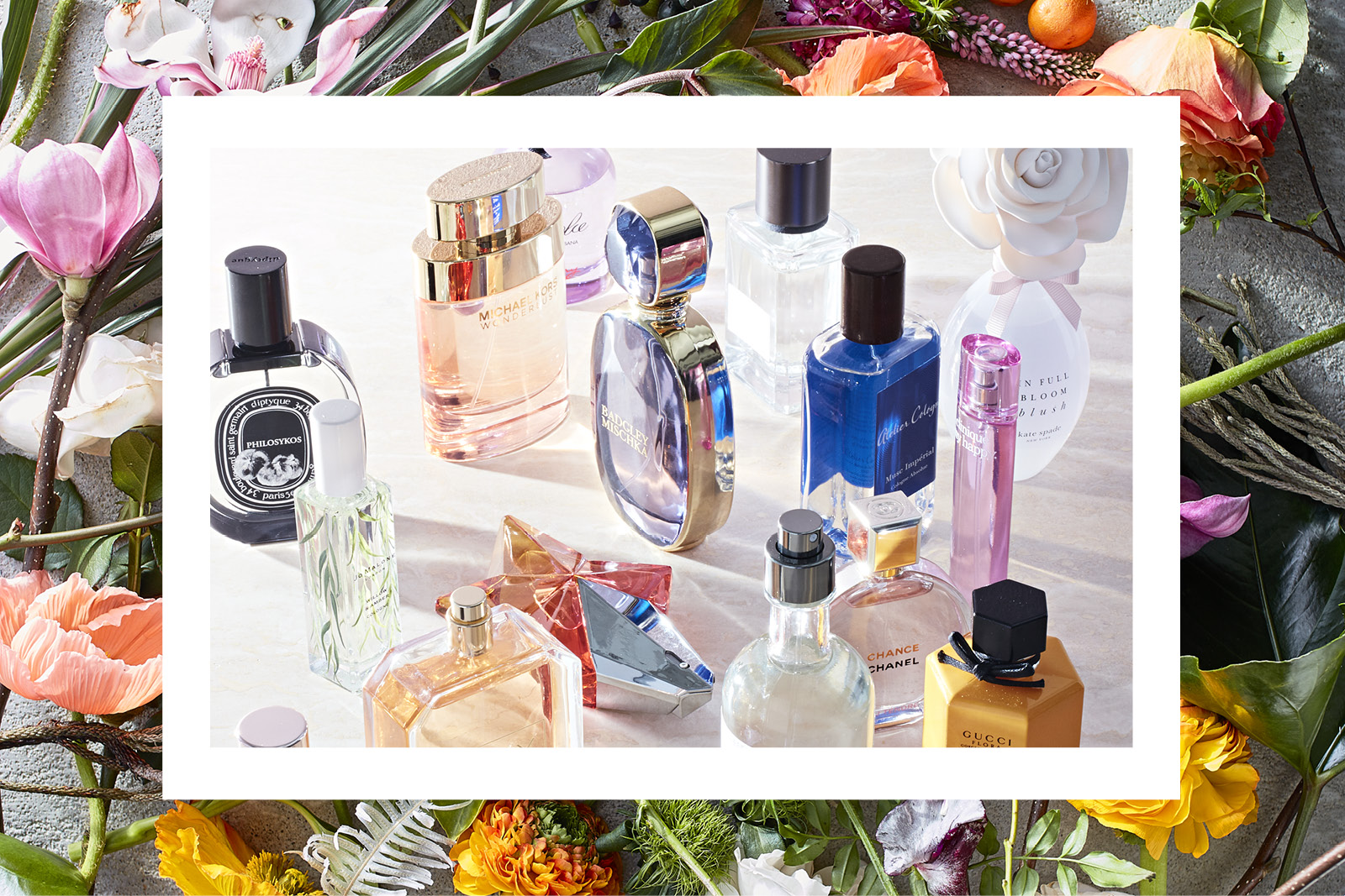 The Best Flowers and Perfumes for Mother's Day
