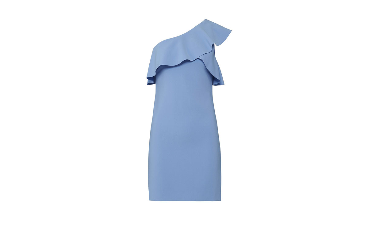 prom dress rental from Rent the Runway is a Blue Jerard Dress by Elizabeth and James