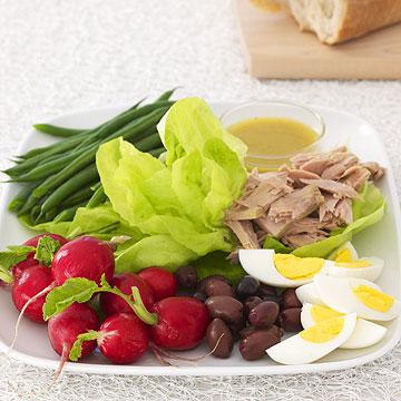 Composed Tuna Salad