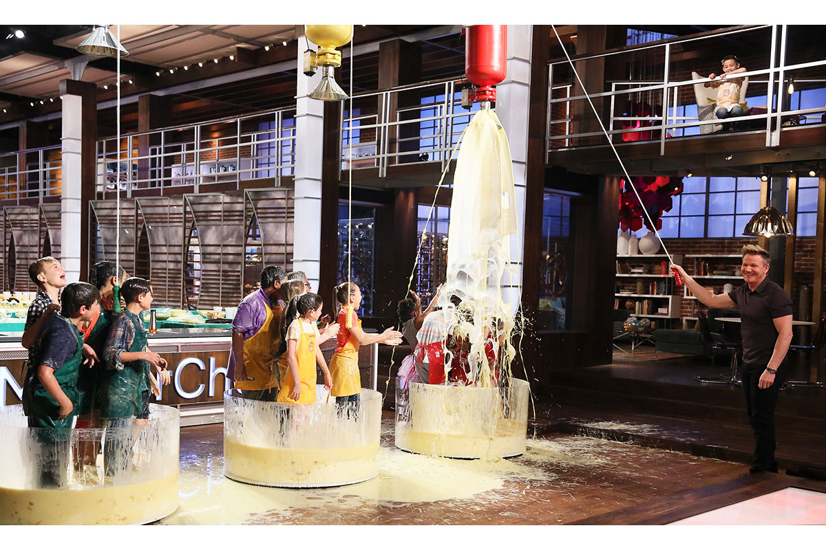 MasterChef Junior—These Kids Are Not To Be Trifled With