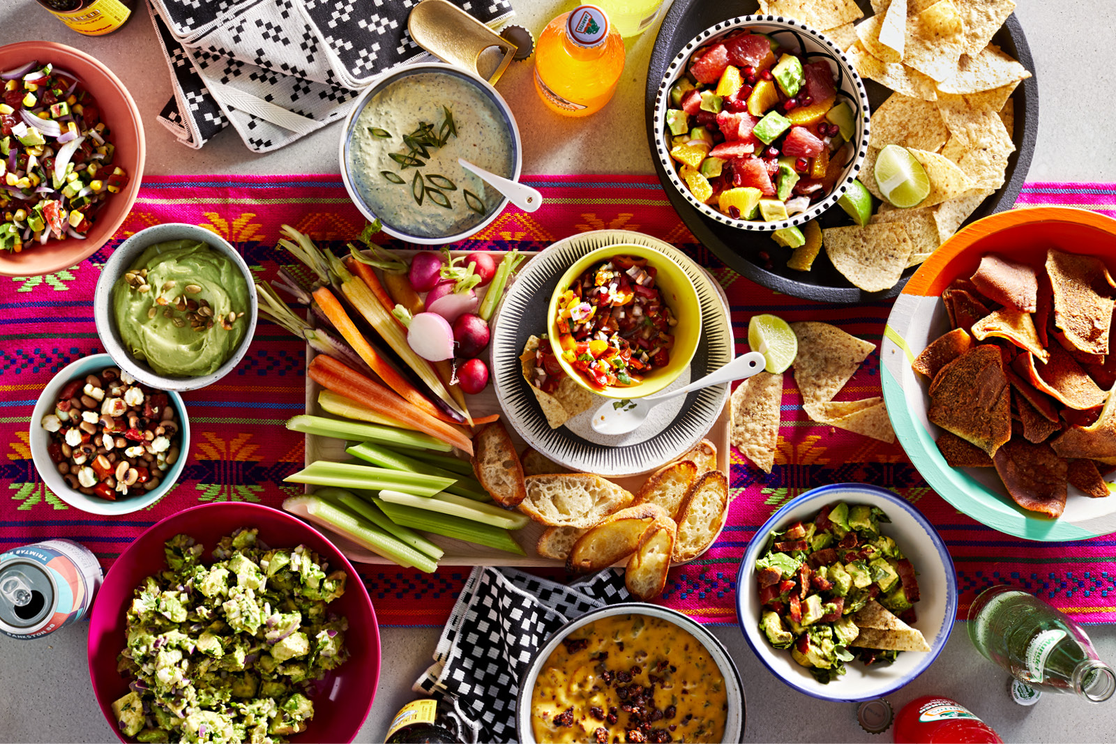 25 Amazing Cinco de Mayo Dip Recipes