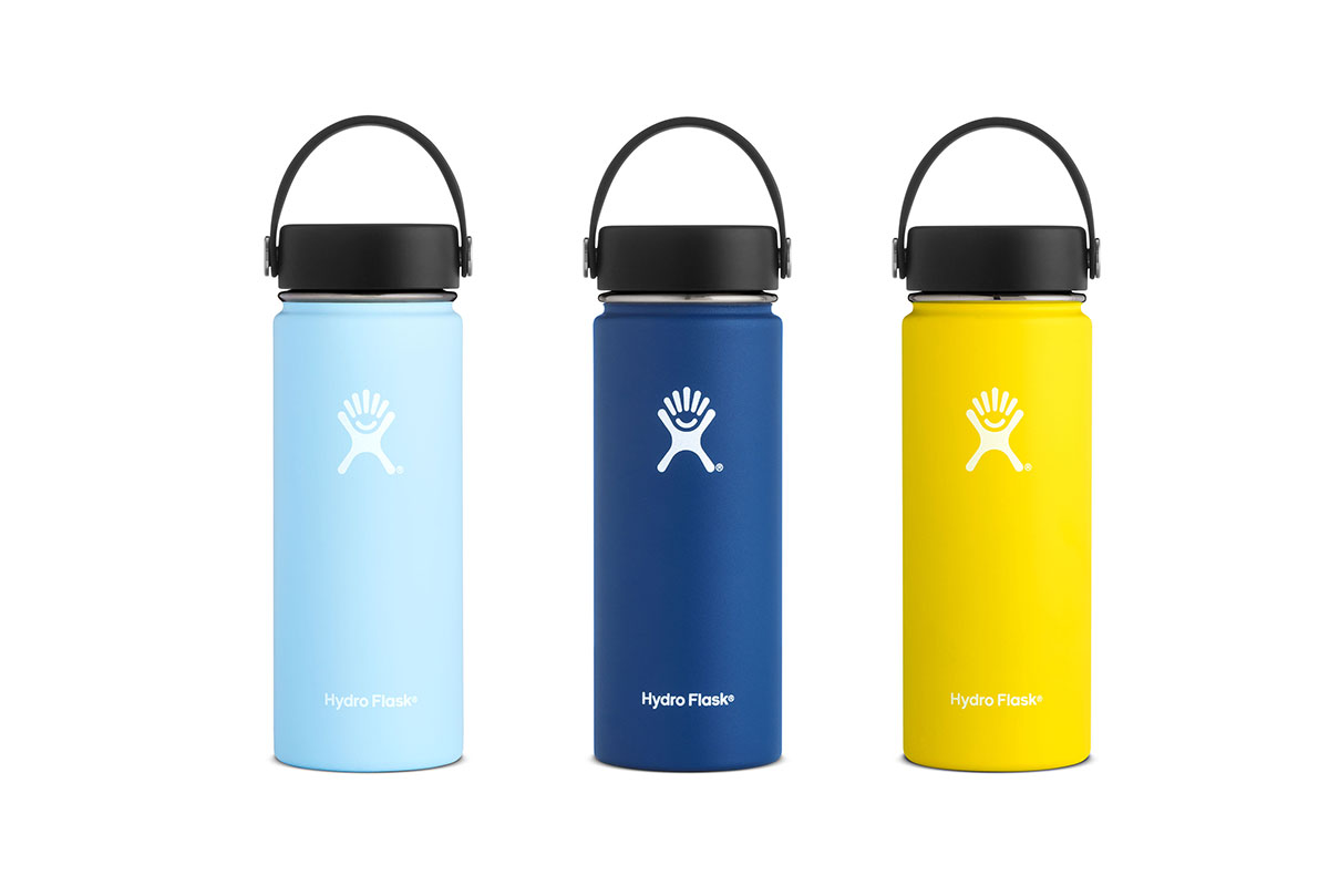 Hydroflask 18 oz Bottle Wide Mouth