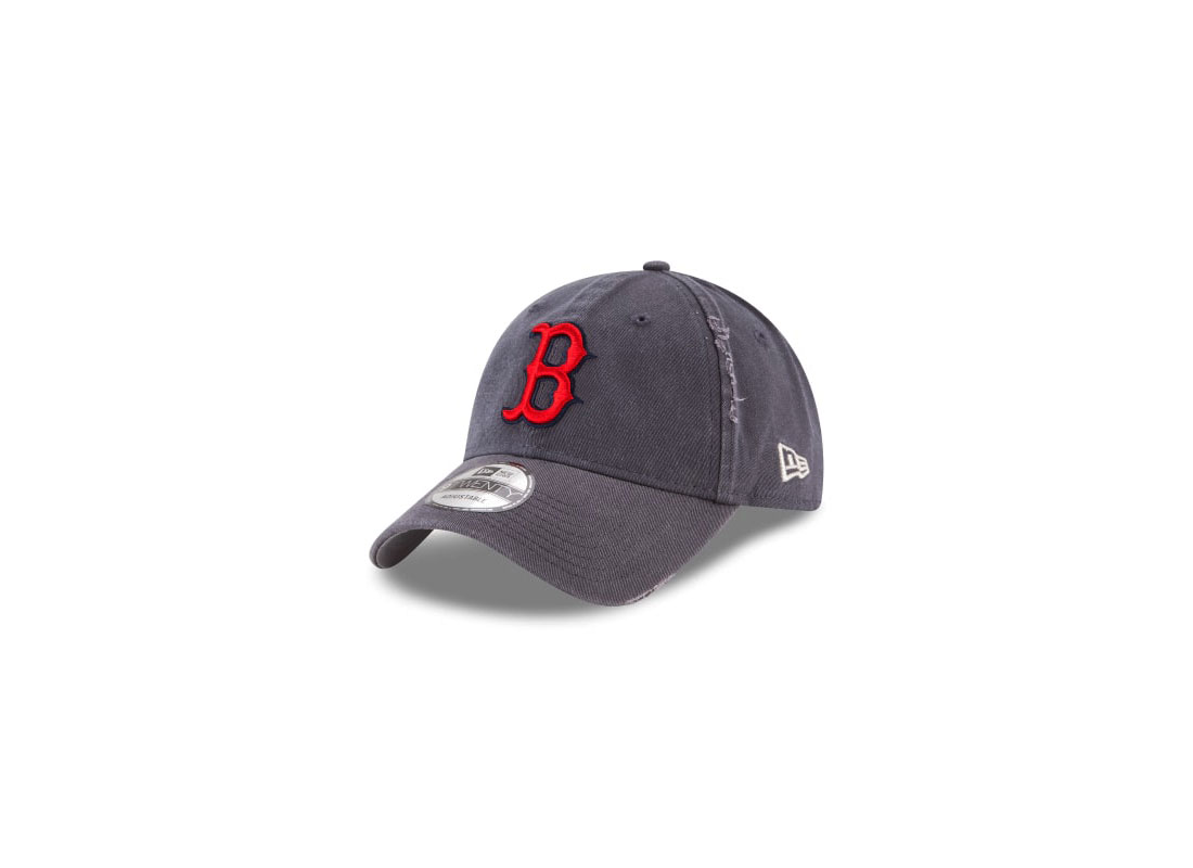 BOSTON RED SOX RIP RIGHT GRAPHITE 9TWENTY ADJUSTABLE