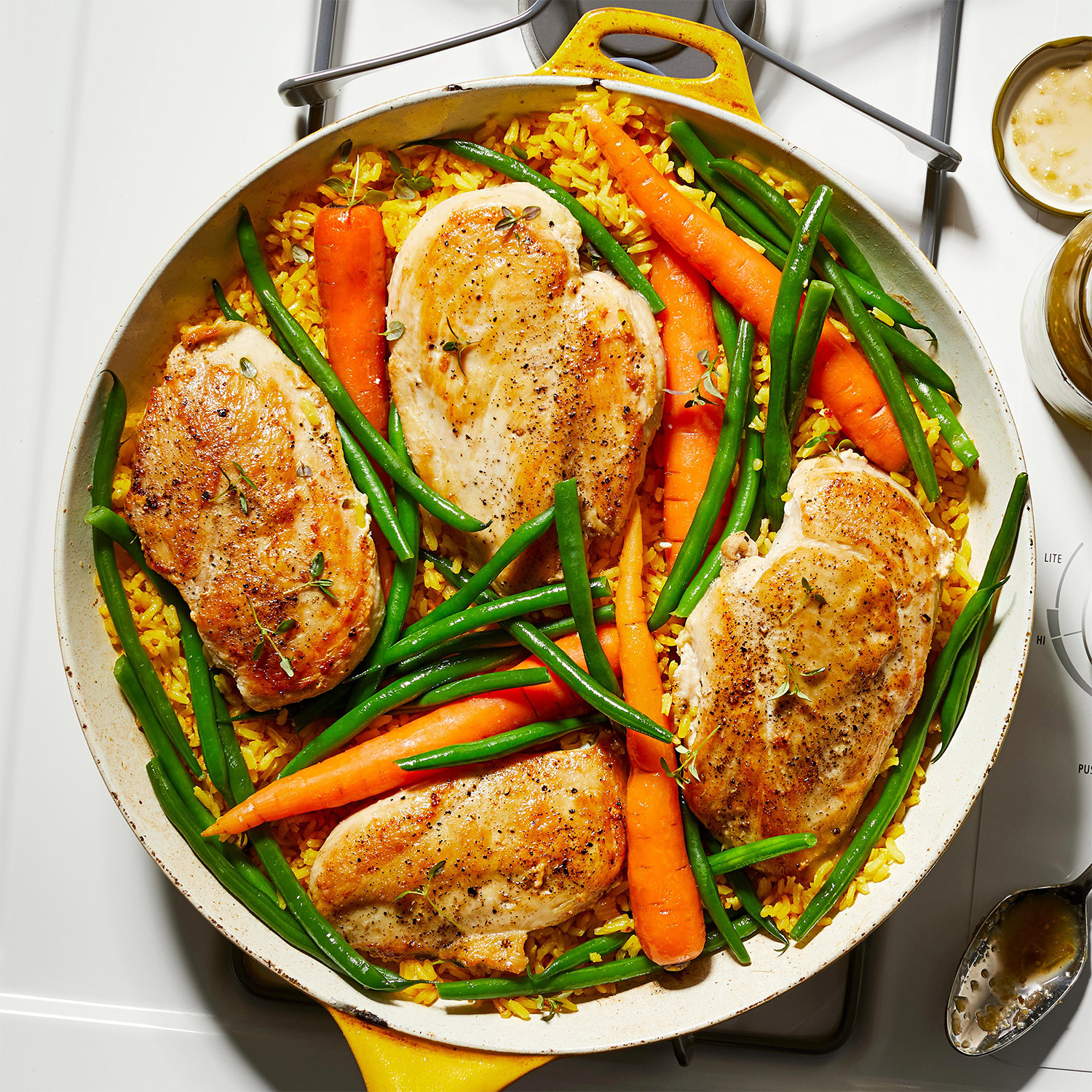 Chicken and Veggie Skillet
