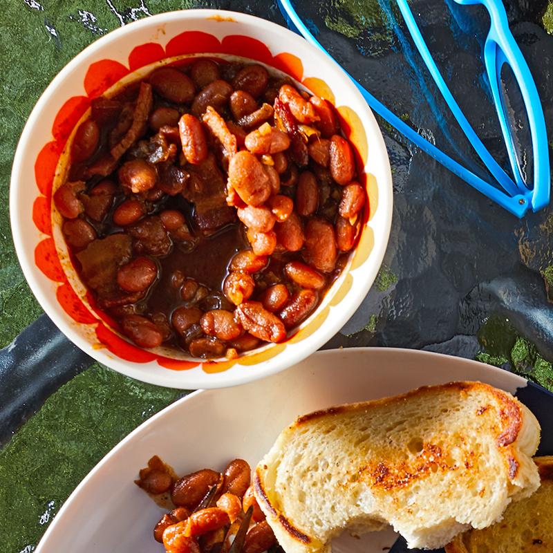 Texas-Style Beans