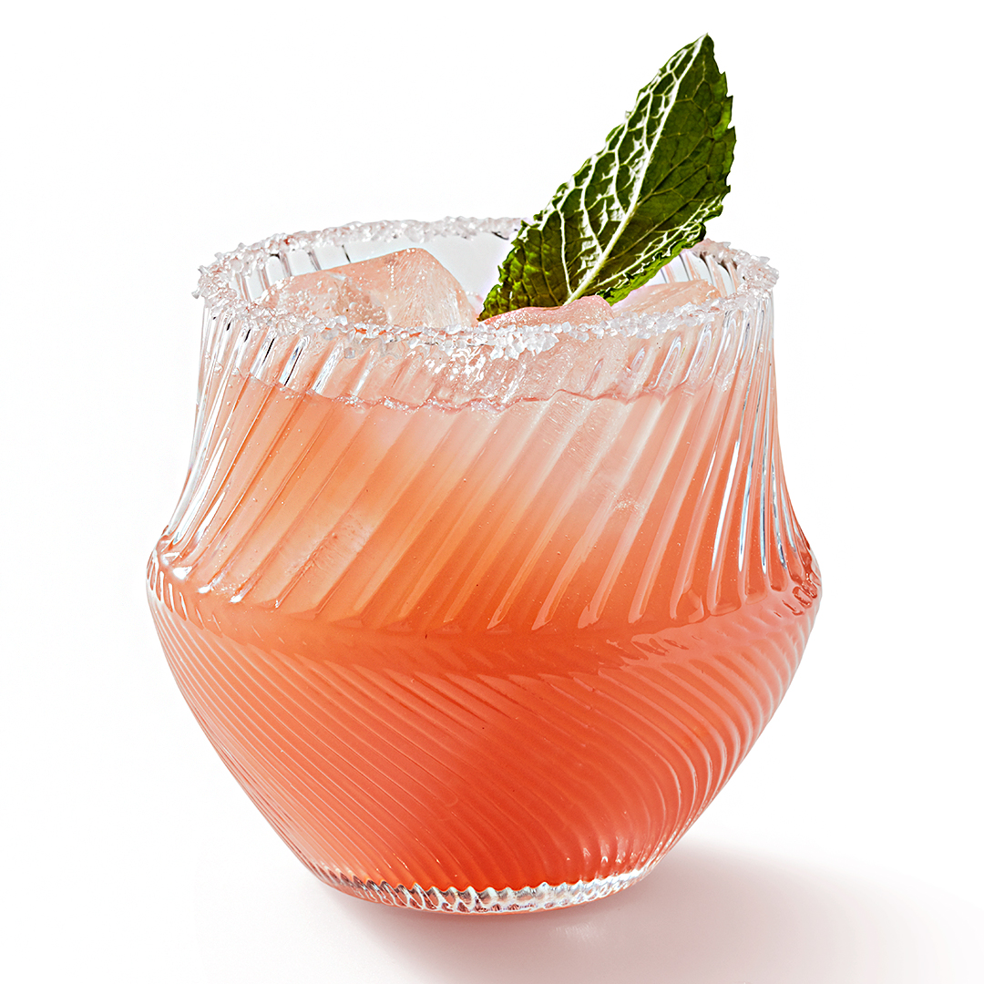 grapefruit cocktail with tequila