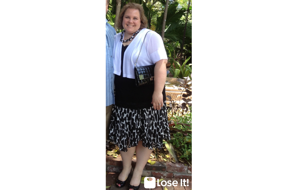 Weight Loss Journey: How a High School Reunion Motivated One Woman to Eventually Lose 100 Pounds