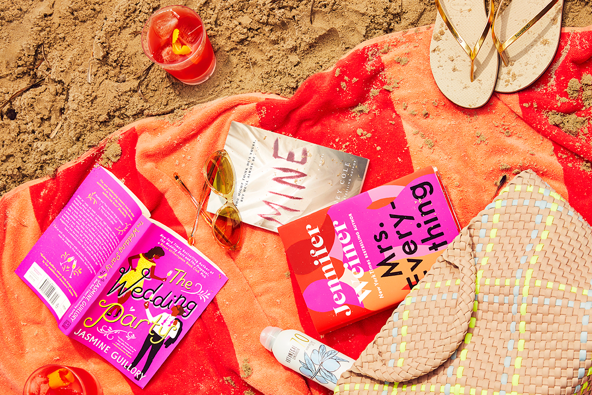 This Summer's Coolest Reads and Chillest Drinks