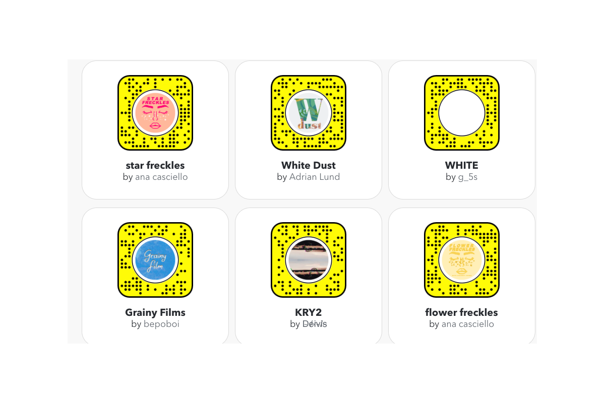 Snapchat Lens Studio1