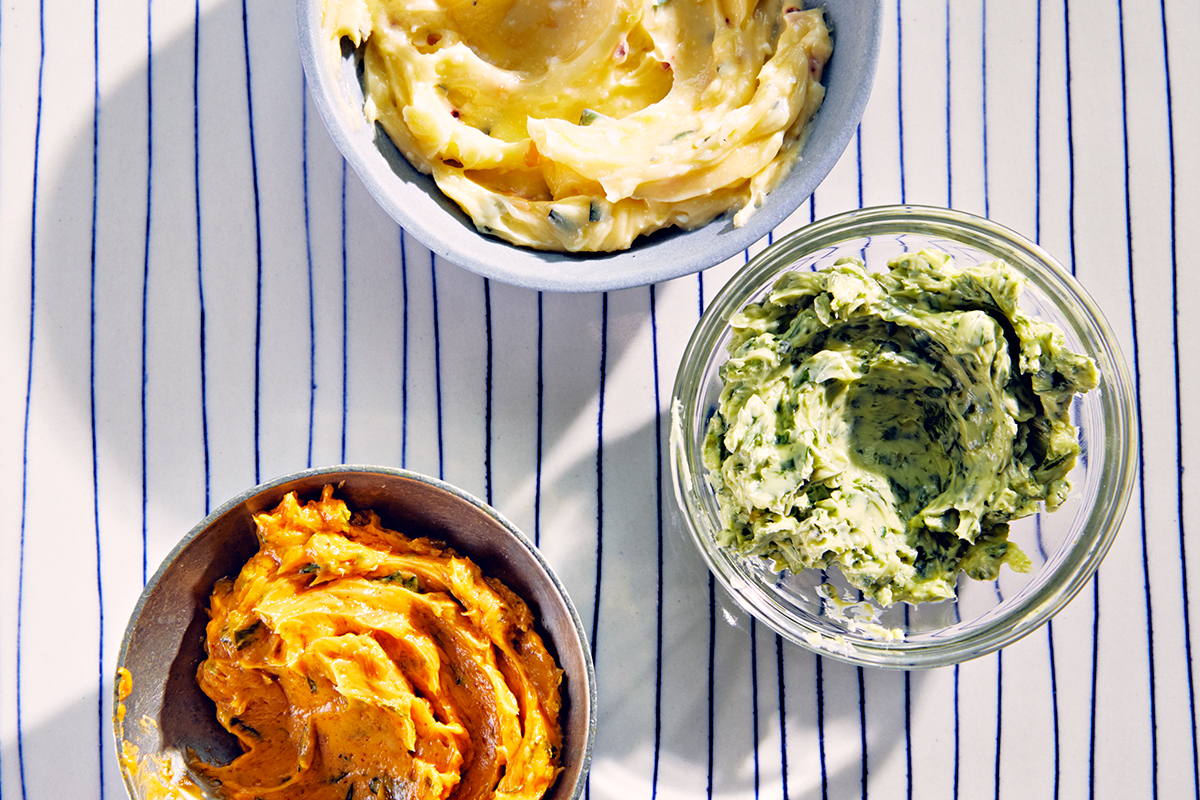 Butter Up Your Grilling with 3 Delicious Spreads