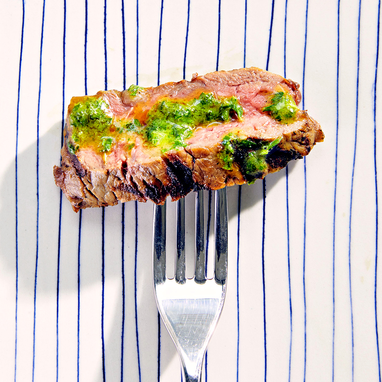 Chimichurri Butter