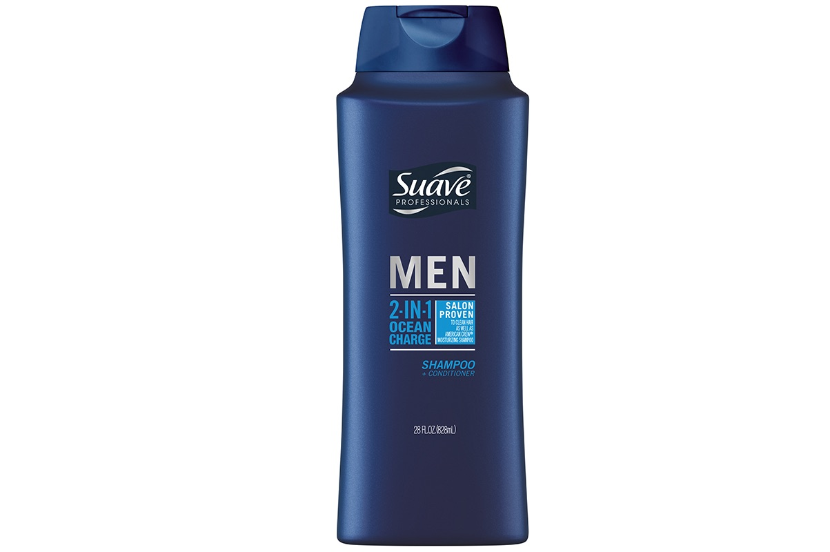 Mens suave shower caddy