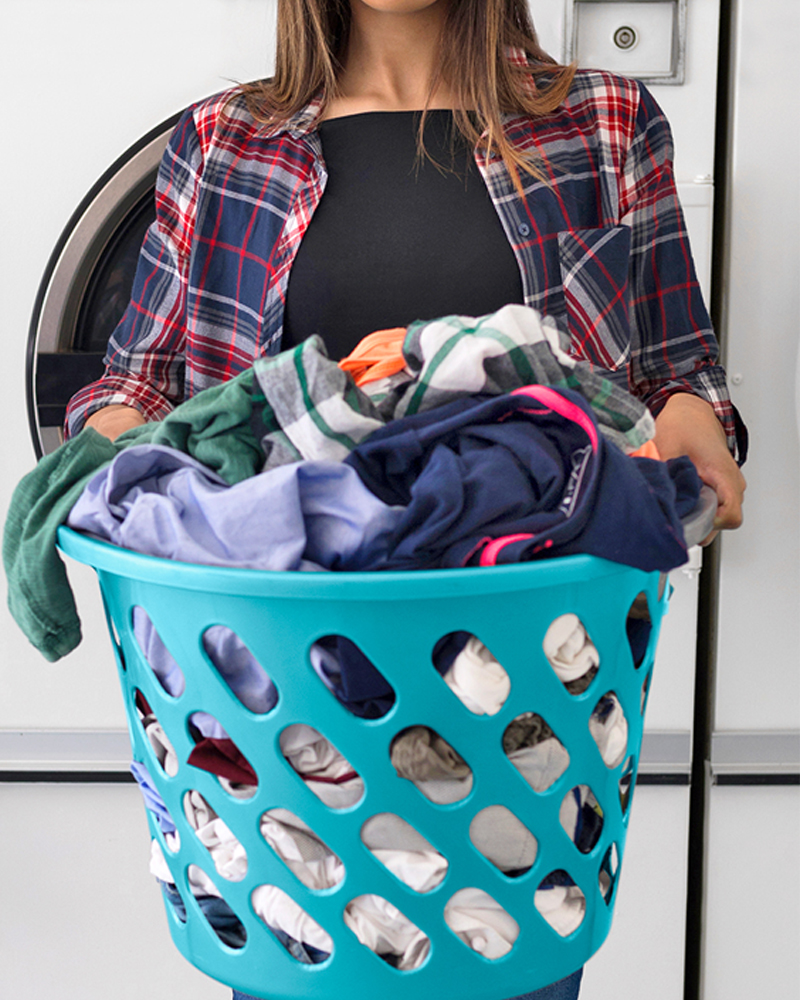 Loads of Laundry Info and Hacks for Your College-Bound Teens