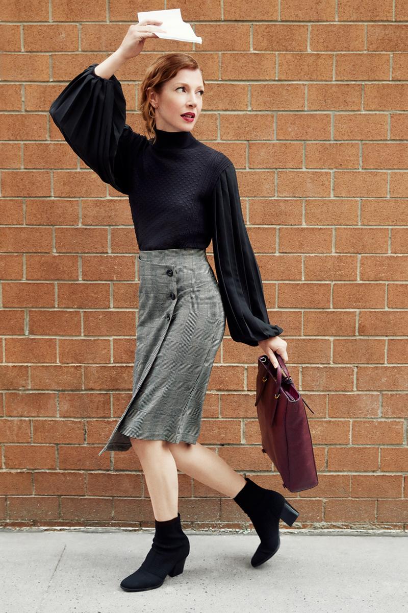 Sanctuary skirt on the run 2019
