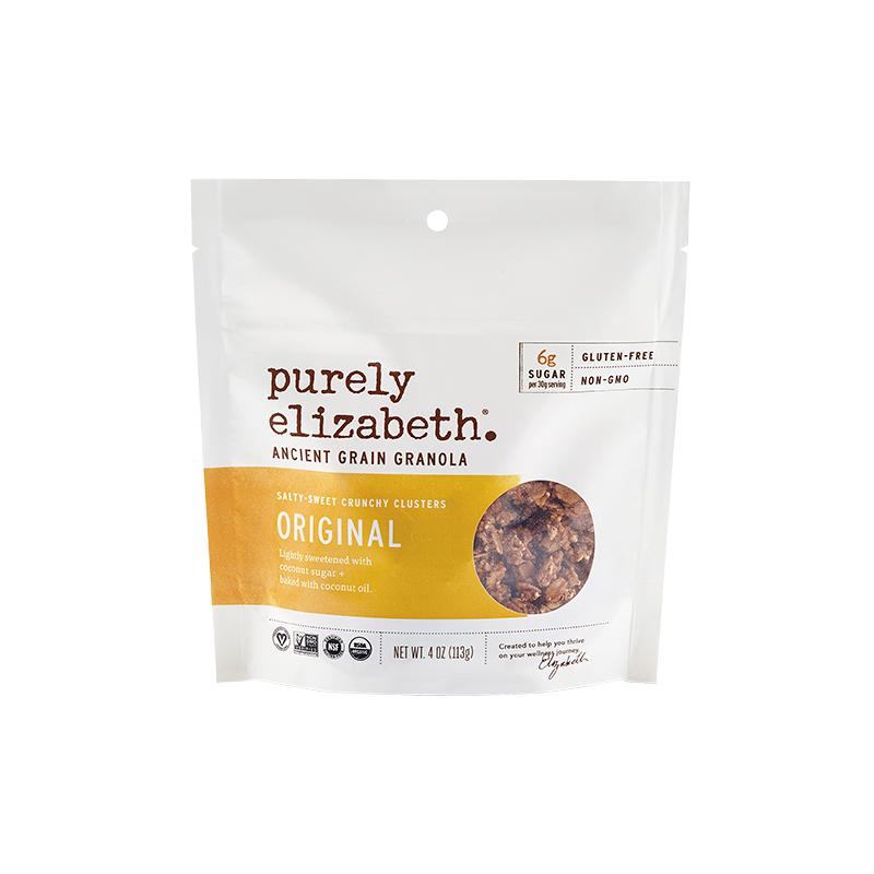 Purely Elizabeth Ancient Grain Granola Mini 2019