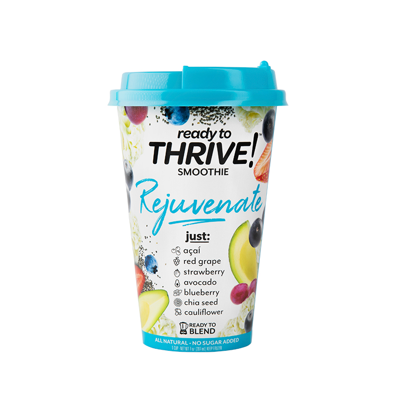 Ready to Thrive! Smoothies 2019
