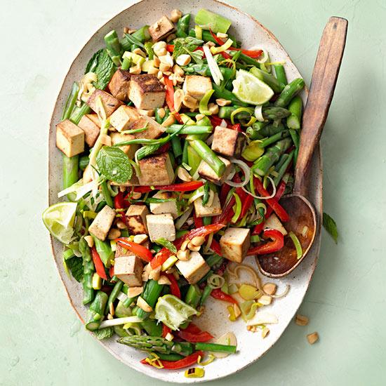 Saigon-Style Green Vegetables