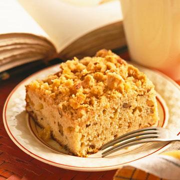 Streusel-Topped Apple Cake