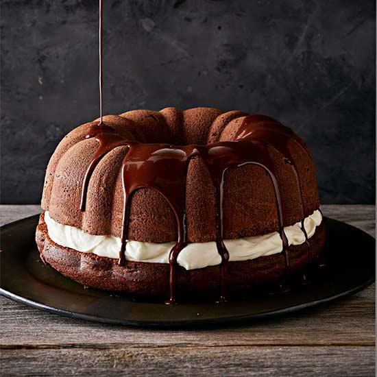 Whoopie Pie Bundt Cake