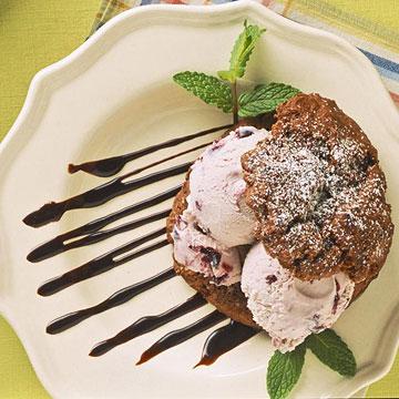 Black Forest Chocolate Shortcakes