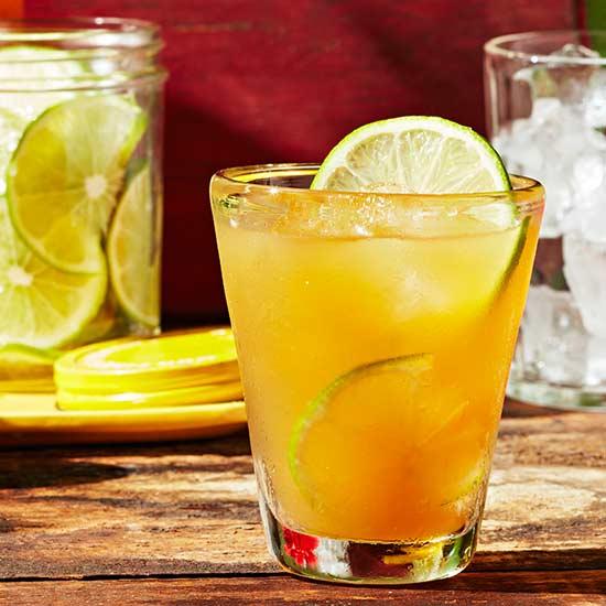 Boozy Limeade