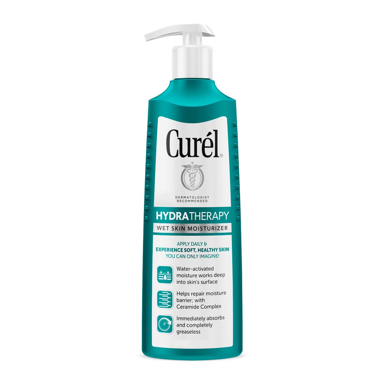 Curel HydraTherapy Wet Skin Body Moisturizer