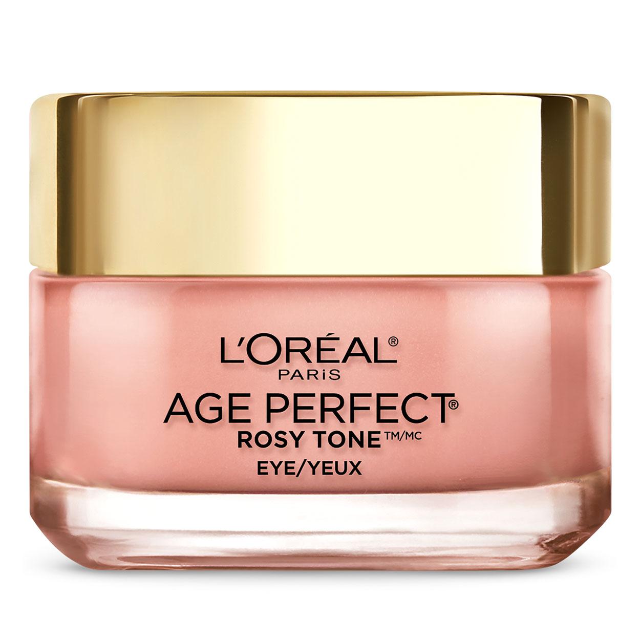 L'Oreal Paris Age Perfect Rosy Tone color correcting eye cream