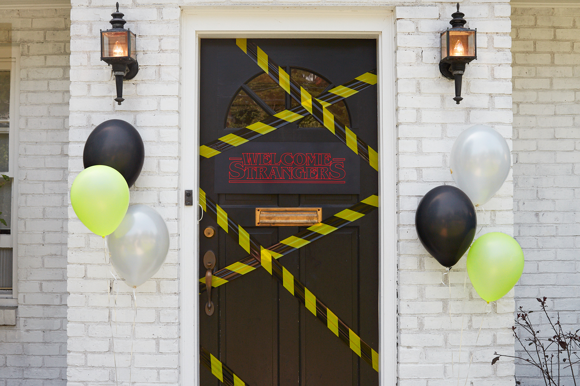 Decorating Tips for the Most Epic  Stranger Things  Halloween Party
