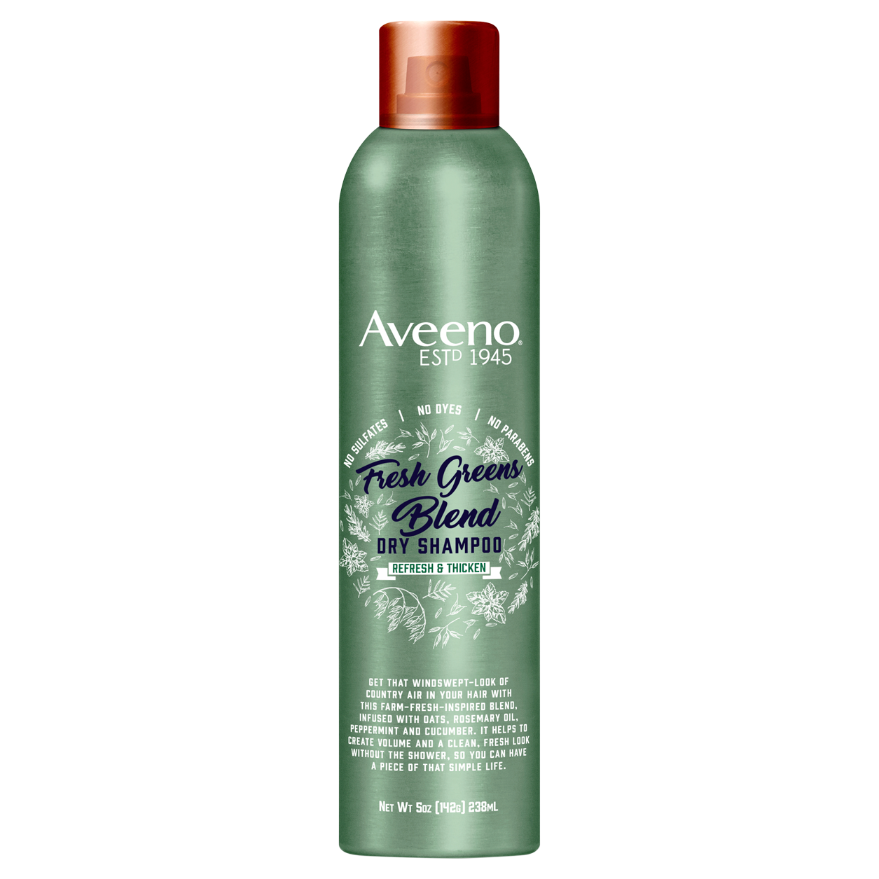 Aveeno-FreshGreens-DryShampoo