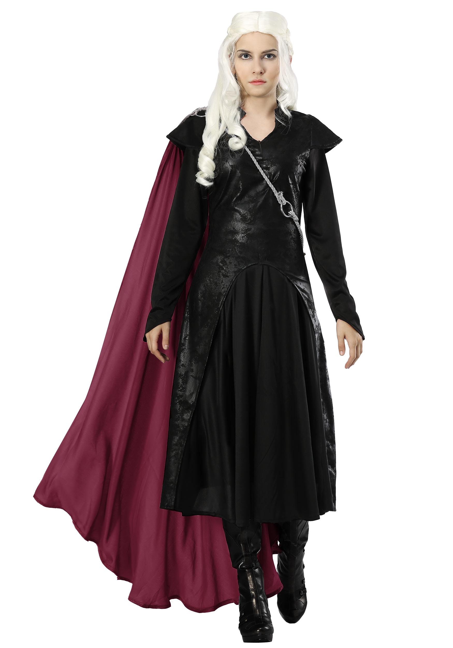 Woman's Dragon Warrior Costume (Daenerys Targaryen)