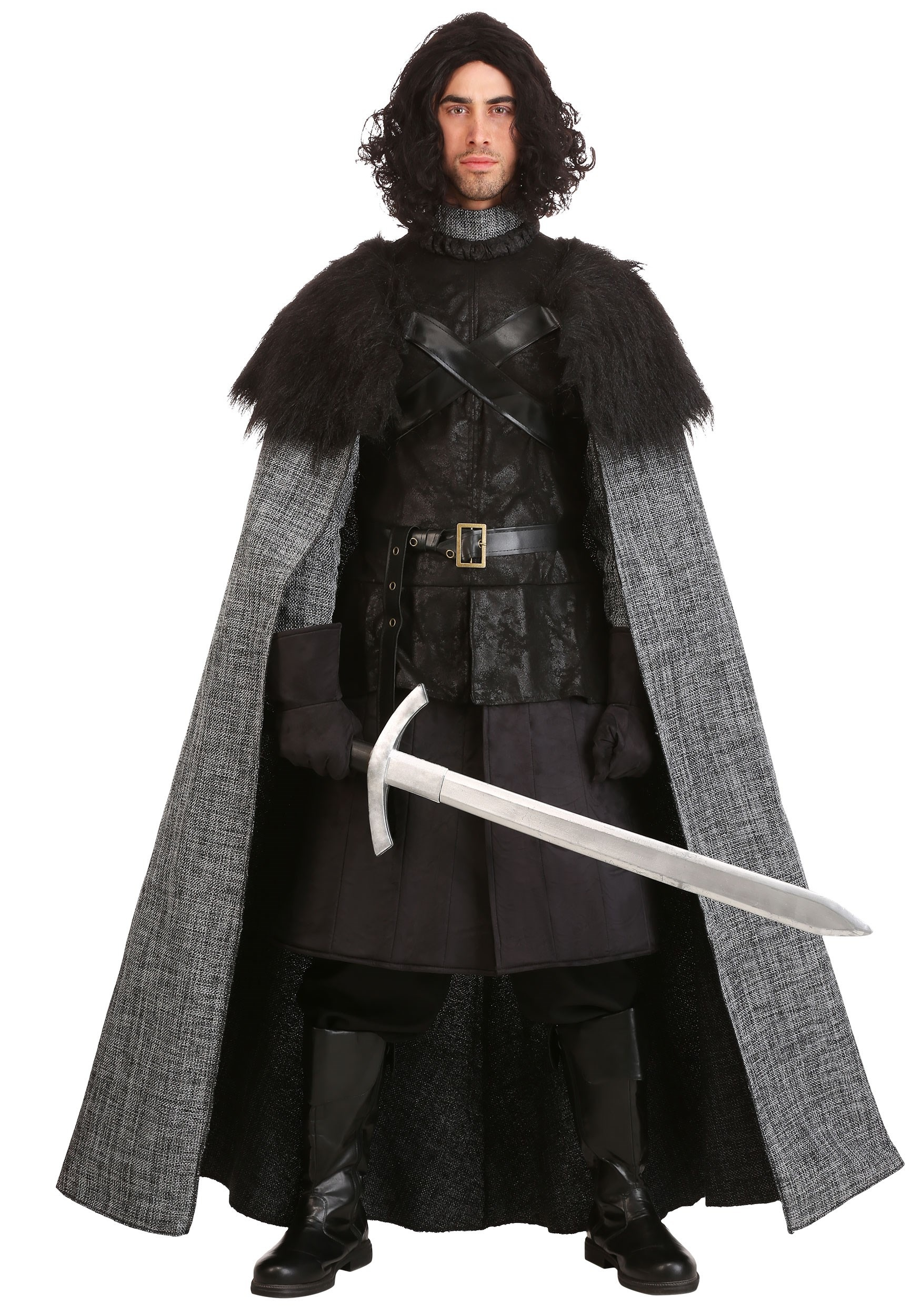 Jon Snow Halloween Costume