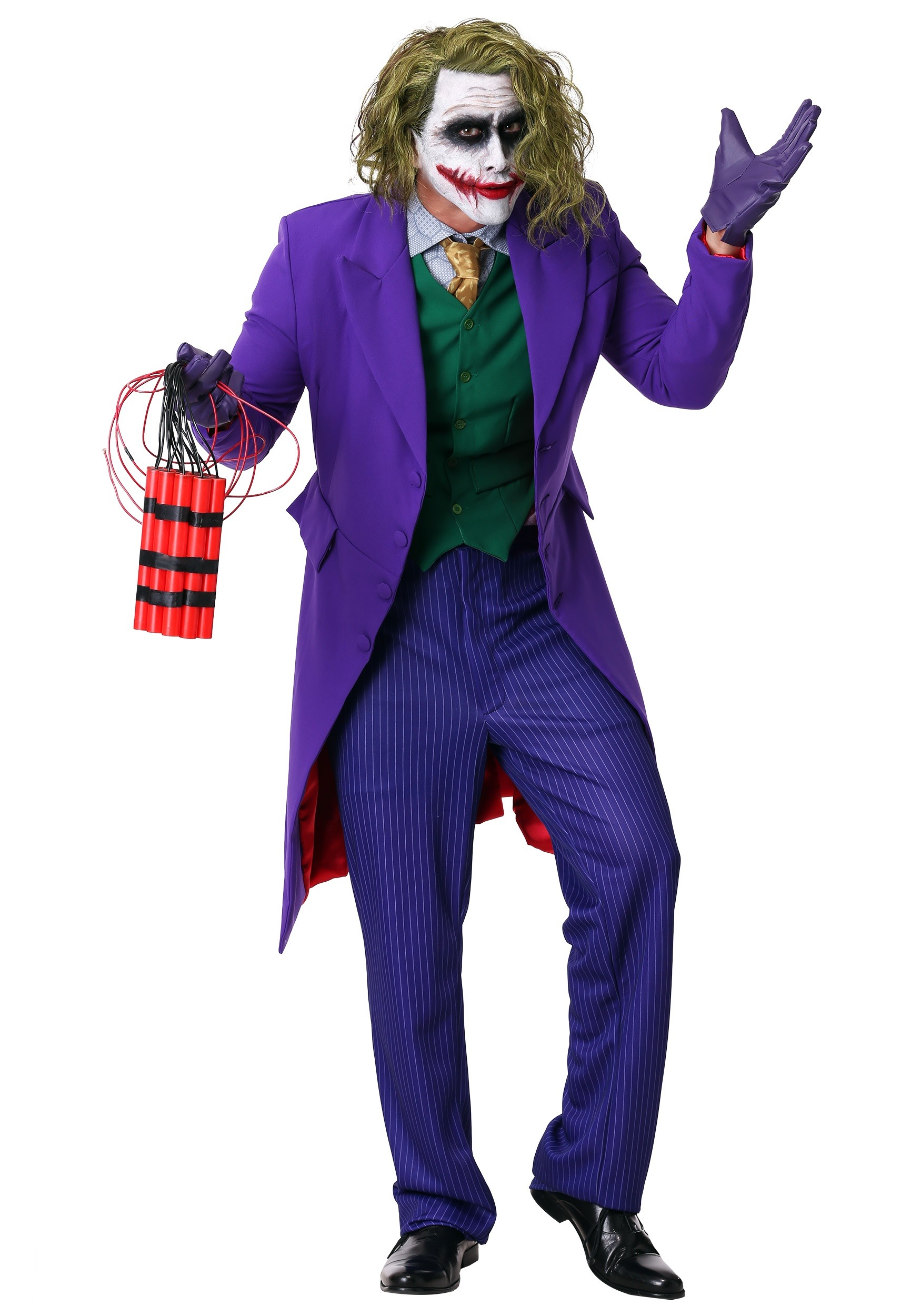 Joker Grand Heritage men's Halloween costume