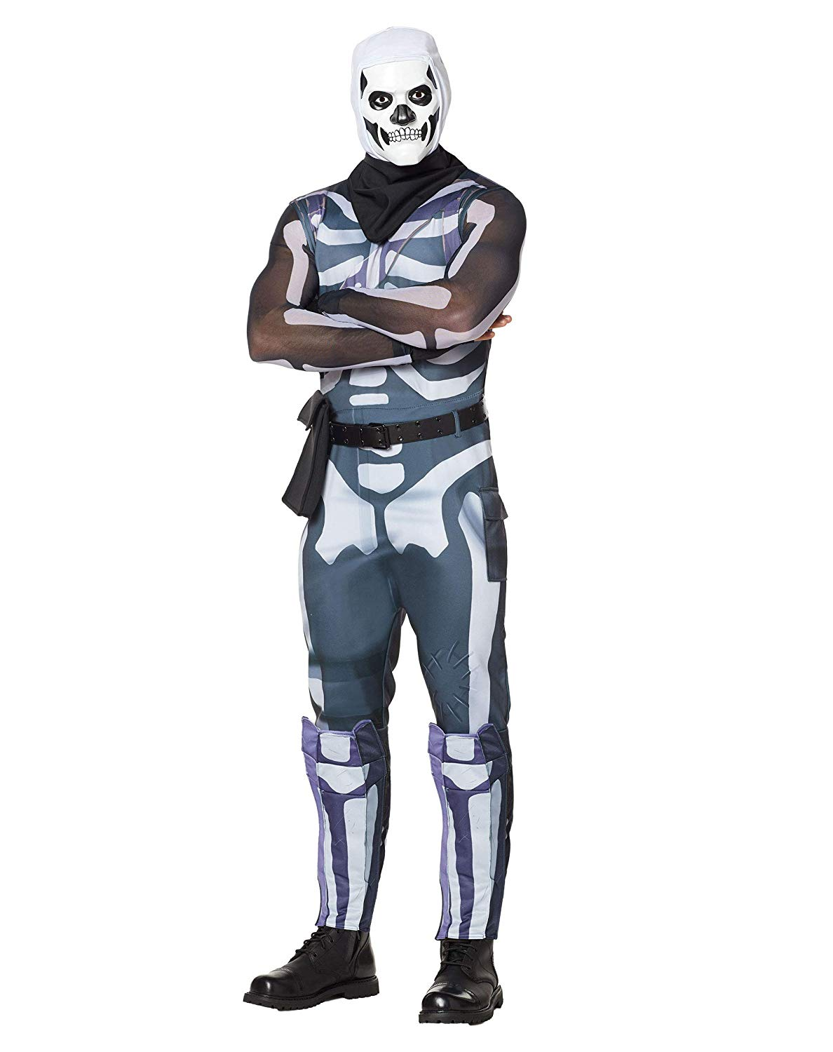 Fortnite Skull Trooper Adult Halloween costume