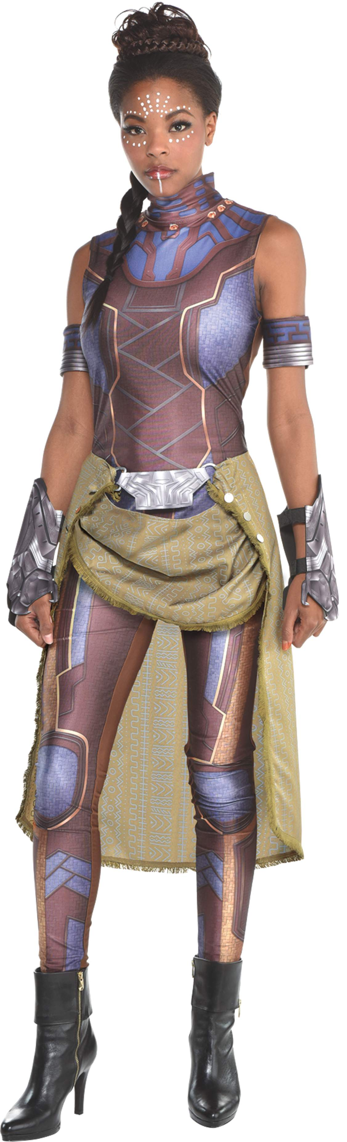Shuri from Black Panther Halloween Costume