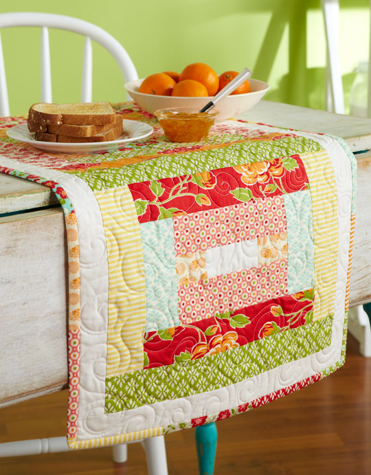 Color Options from Quilts and More™ Winter 2012