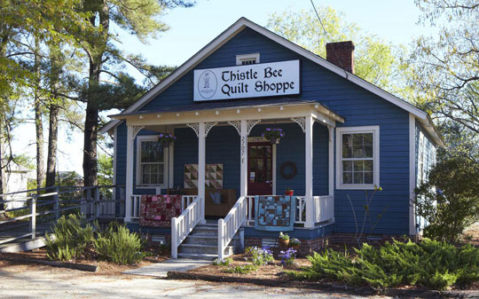 Thistle Bee Quilt Shoppe