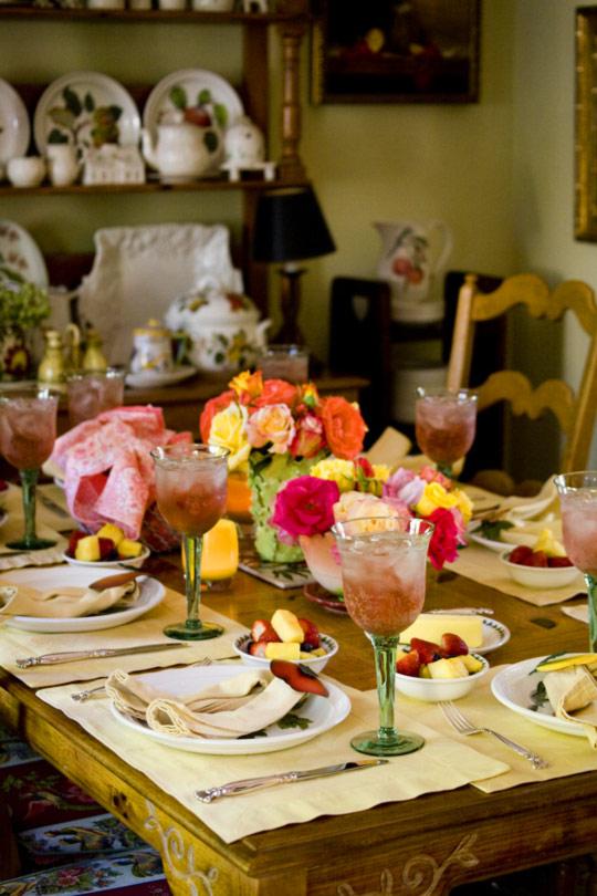 Decorative Dining