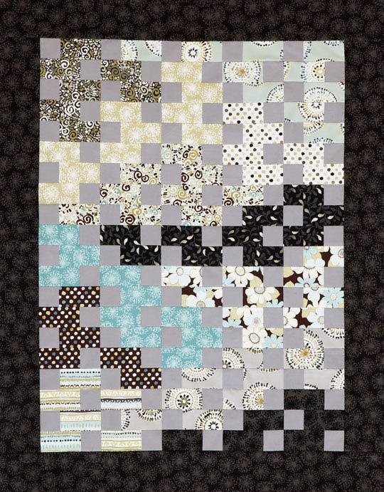 Rectangles and Squares Quilt