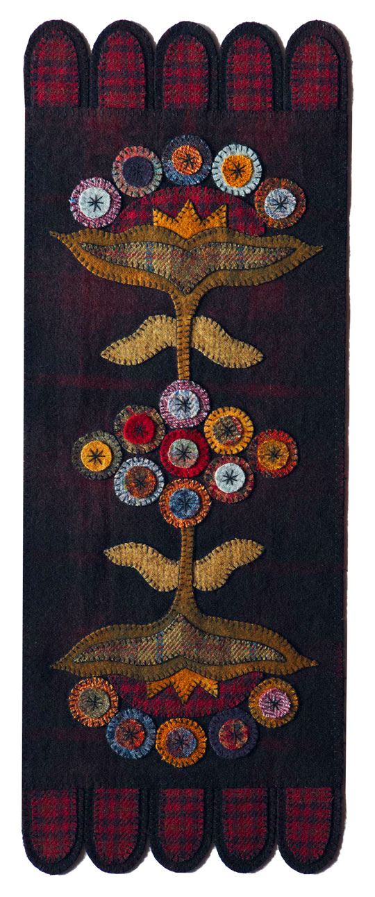 Wooly Wall Hanging