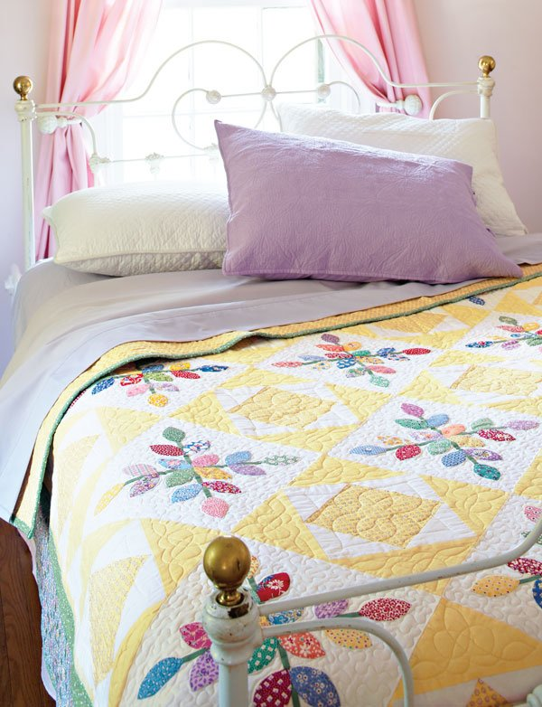 Quilts Made from 1930s Reproduction Fabrics