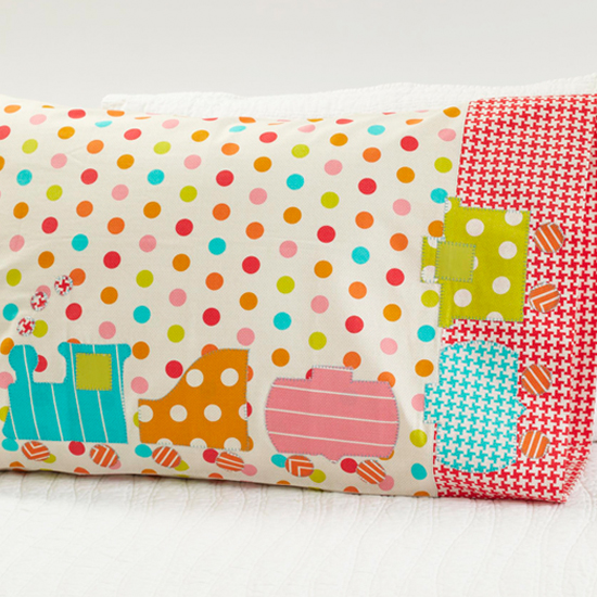 2nd Quarter 2013 One Million Pillowcase Featured Fabrics