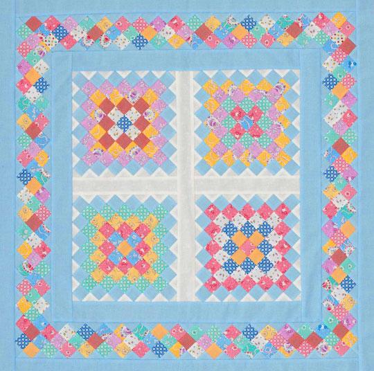 Granny Squares Color Option