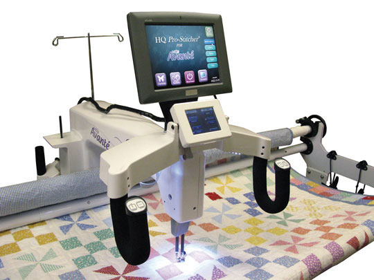 HQ Pro-Stitcher®