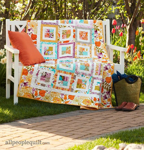 Quilt Patterns That Use 10-Inch Squares