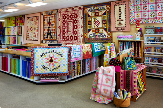 Cotton & Chocolate Quilt Company