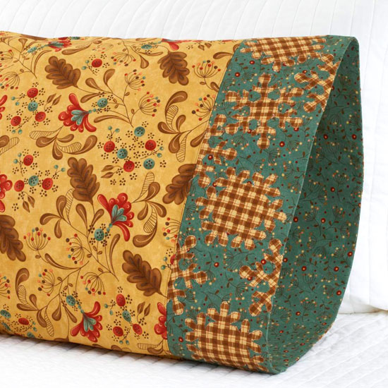 One Million Pillowcase Challenge 4Q Featured Fabric 2011