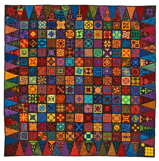 Dear Jane Quilt Inspiration
