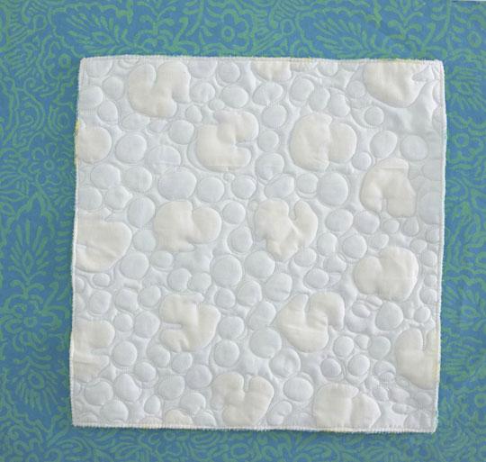 Binding Plush Fabric