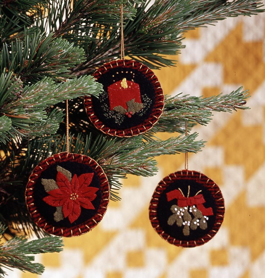 Season's Best Ornaments