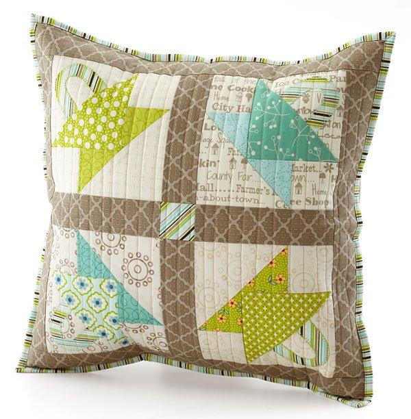 Baskets Pillow
